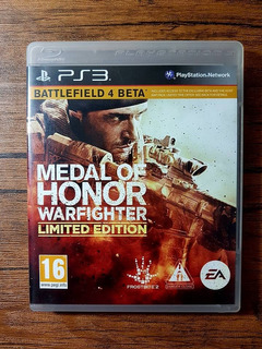 Medal Of Honor Warfighter Playstation 3 Ps3 !!