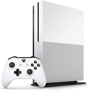 Xbox One S 500 Gb + Halo 5