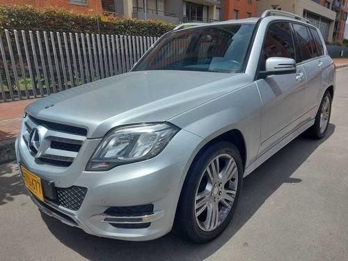 Mercedes-benz Clase Glk 3.5 4matic A/t 2014