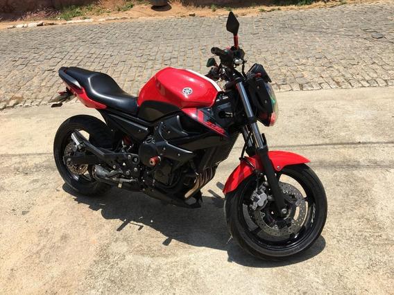 Xj6 600 2011 Pneus Novinhos, Moto Com Manutenção Em Dia