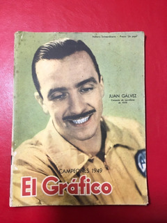 Revista Antigua Coleccion El Grafico - Varias Ediciones