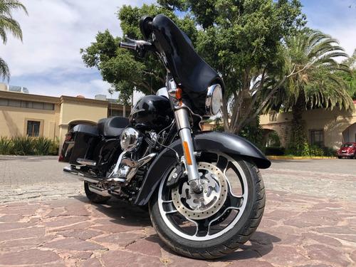 Imagen 1 de 15 de Harley Davidson 2013 Street Glide 1700cc Harley Davidson 1.7