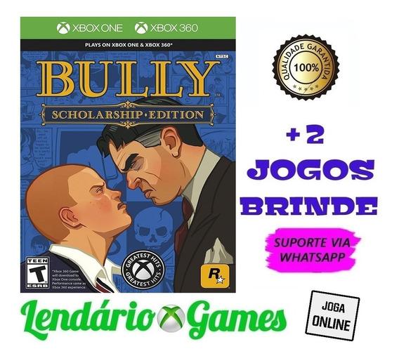 Bully Scholarship Edition One M. Digital + 2 Brindes