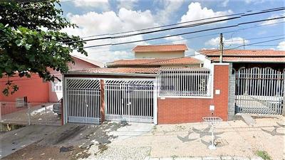 Casa Residencial À Venda, Vila São Bento, Campinas. - Ca2999