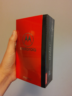 Smartphone Motorola Moto Z3 Play 64gb Indigo