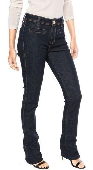 Calça Jeans Lança Perfume Bootcut High