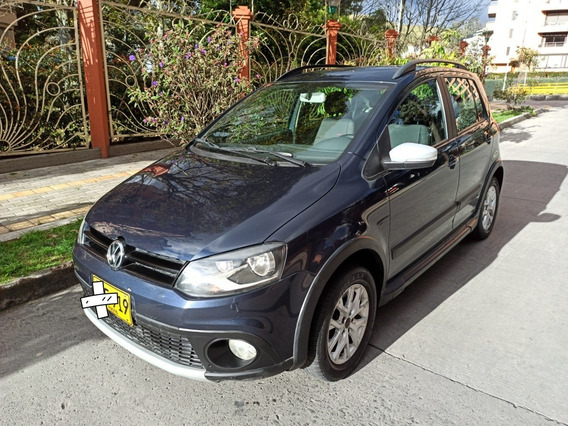 Volkswagen Crossfox Crossfox 1.6 A.a