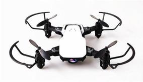 Drone Jdrc Jd16 Wifi Fpv Dobrável Com Câmera Hd 2mp
