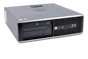 Pc Cpu Hp Elitedesk Core I7 3.4 Hd500gb 8gb Ram 7 Pro