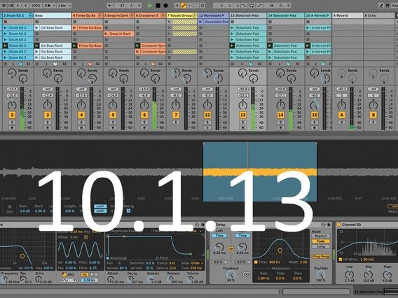 Ableton Live 10.1.13 + Suporte + Brinde Windows & Mac