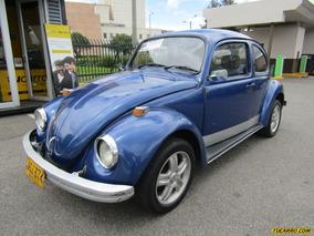 Volkswagen Escarabajo Mt 1300cc