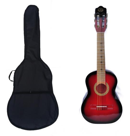 Guitarra Infantil Para Niños De 5 A 8 Años Tamaño 2/4