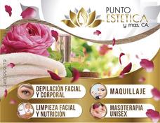 Cursos Depilación, Cosmetologia, Masoterapia