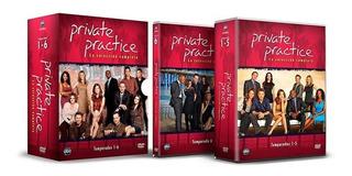 Private Practice La Coleccion Completa Dvd Las 6 Temporadas