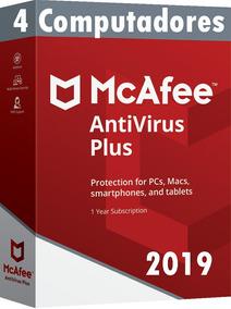 Mcafee Antivírus Plus 2019 Original Online Compre 1 Leve 4