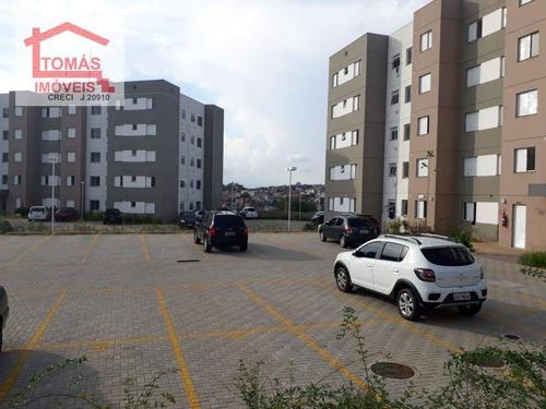 Apartamento Com 2 Dormitórios À Venda, 50 M² Por R$ 240.000,00 - Loteamento City Jaragua - São Paulo/sp - Ap1767