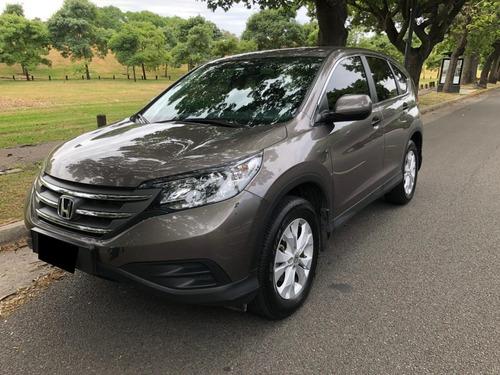 Honda Crv Lx Aut Solo 30.000kms