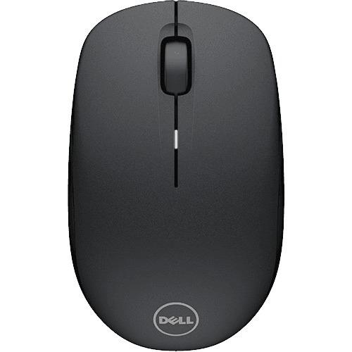 Mouse Sem Fio Dell Preto Novo Lacrado De Fabrica Wireless
