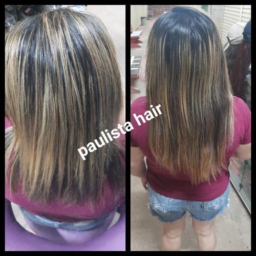 Imagem 1 de 4 de Colocação E Manutenção De Mega Hairponto Americano ( Tela