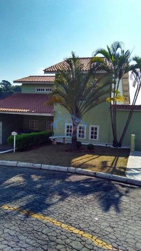 Condomínio Tarumã Sobrado Com 4 Dormitórios À Venda, 306 M² Por R$ 1.200.000 - Tarumã - Santana De Parnaíba/sp - So1091