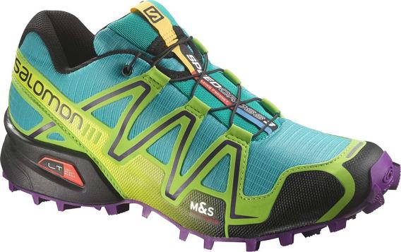 Zapatillas Mujer Salomon - Speedcross 3 - Trail Running