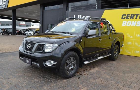 Nissan Frontier Svatk 4x4 2014