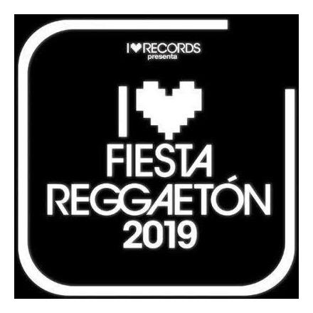 I Love Fiesta Reggaeton 2019 Varios Interpretes Cd Nuevo