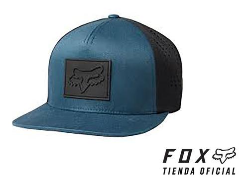 Gorra Fox Redplate Snapback  #23004-007 - Tienda Oficial