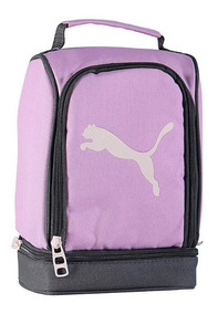 Lonchera Puma Unisex Evercat Stacker 2.0 Lunch Box Lila
