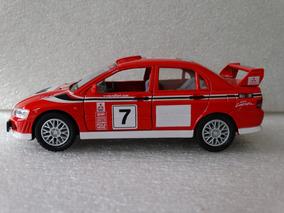 Mitsubishi Lancer Evolution Vii Rally Kinsmart 1:36 Loose
