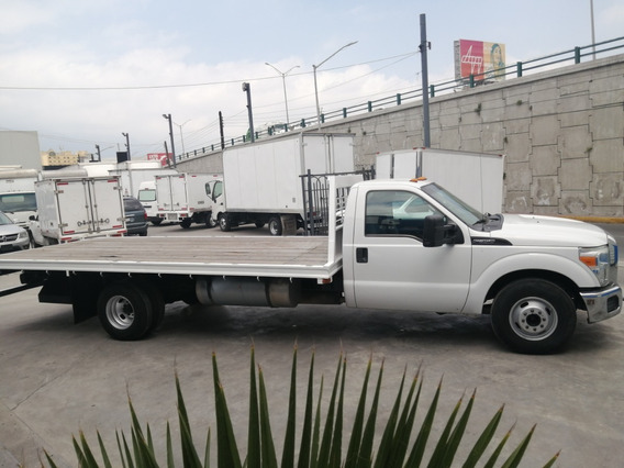 Ford F-350 Xlt 2015 Plataforma, Credito Disponible.