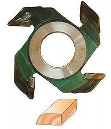 Fresa Cordão 140 X R30,0 X 30mm X 4t Razi 12974