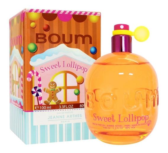 Boum Sweet Lollipop Jeanne Arthes Eau De Parfum 100ml