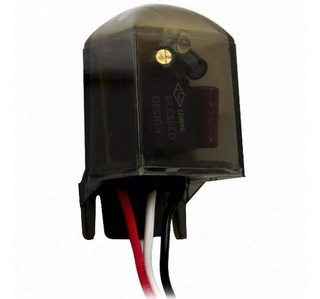 Fotocontrol Fotocelula Sensor Iluminación 3 Cables 1000w