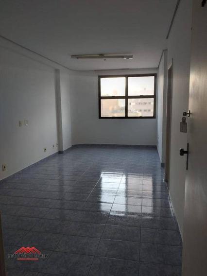 Sala Para Alugar, 32 M² Por R$ 800/mês - Jardim São Dimas - São José Dos Campos/sp - Sa0139