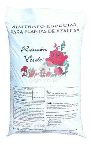 Sustrato Especial Plantas Azaleas Interior Biofertyl 10 L