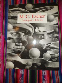 Estampas Y Dibujos De M C Escher Editorial Taschen1994