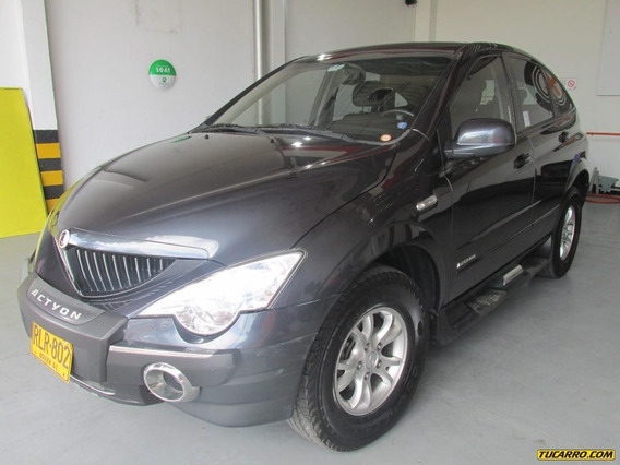 Ssangyong Actyon D20 Dt 2.0