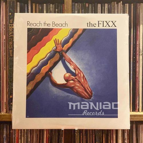 Imagen 1 de 2 de Fixx Reach The Beach Vinilo Color