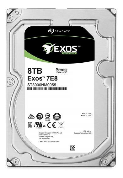 Hd Pc 8tb Server 7200 256mb Exos Enterprise Seagate C/ Nf