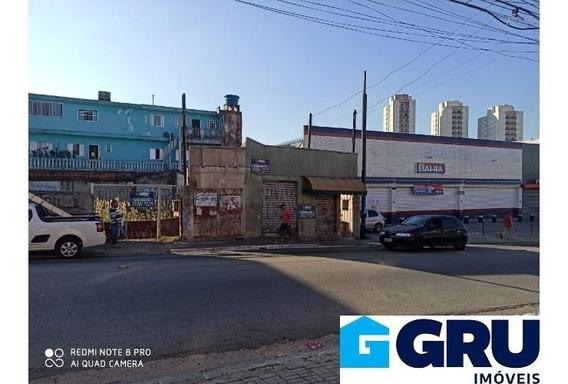 Excelente Terreno Em Guaianazes Centro Coml - Te251