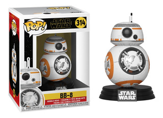 Funko Pop #314 - Bb-8 - Star Wars Episodio 9 - Original !