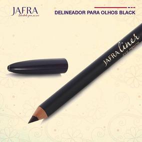 Delineador Para Olhos Black (lapis) Importado Jafra Promoção