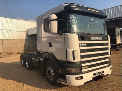 Scania 124 / 360 Ano 2001