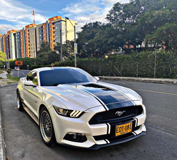 Ford Mustang Ford Mustang 5.0