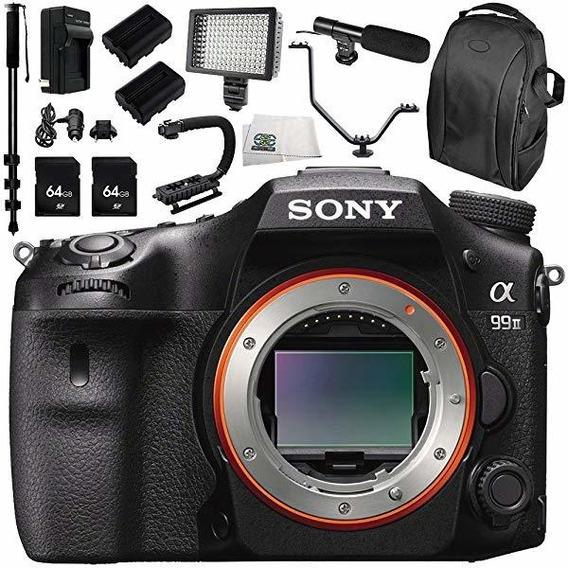Camara Sony Alpha A99 Ii Ilca99m2 A99ii Dslr Body Only 13p ®