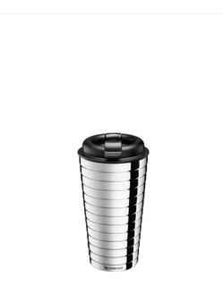 Vaso Termo Nespresso Travel Mug 345 Ml Nuevo Original Acero