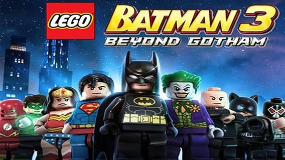 Lego Batman 3: Beyond Gotham Steam Cd Key 100% Original Pc