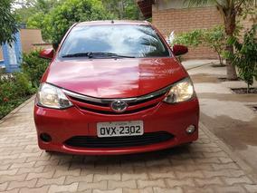 Toyota Etios 1.5 16v Xls 4p 2014