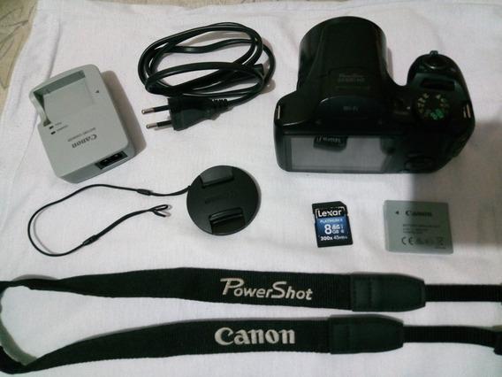 Câmera Canon Powershot Sx530hs